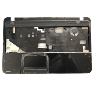 Image 3 - חדש מקרה כיסוי עבור Toshiba לווין L850 L855 C850 C855 C855D Palmrest כיסוי ללא touchpad/מחשב נייד תחתון בסיס מקרה כיסוי