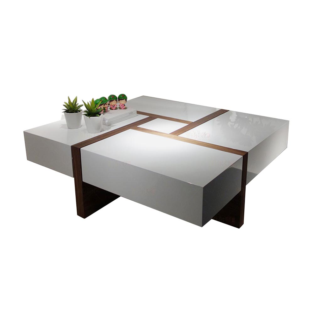 Coffee Table Basse De Salon стол журнальный столик Escritorio Mesa De Centro Mesa Desk Ikea Catan Muebles De Madera Tablo White