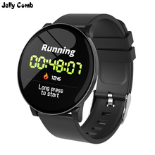 Sữa Ong Chúa Lược Thông Minh Nam Nữ Bluetooth Đồng Hồ Thông Minh Smart IP67 Chống Thấm Nước Đồng Hồ Thông Minh Smartwatch Android Đo Nhịp Tim Theo Dõi Sức Khỏe