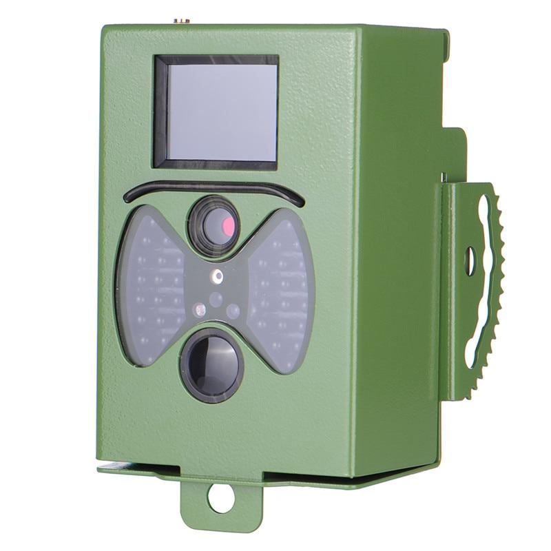 segurança para foto armadilhas câmera caso ferro