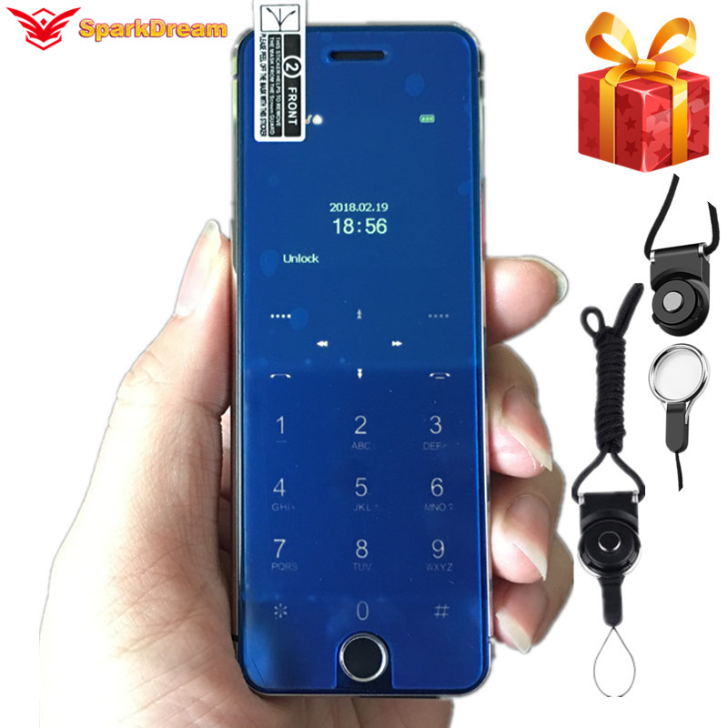 ULCOOL V66 Plus-Phone GSM Fm radio/Bluetooth/Memory card slots/Mp3 playback New Dustproof title=