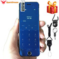"ULCOOL V66 Plus Telefon Mit Super Mini Ultradünne Karte Luxus MP3 Bluetooth 1.67 ""zoll Staubdicht Stoßfest telefon-in Handys aus Handys & Telekommunikation bei"