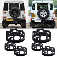 led Rear Reverse Fog Lights Cover for Land Rover Defender 90 110 Body Parts
