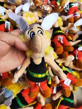 Peluche Asterix 18cm Mascotte classique