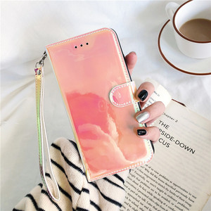 Image 3 - For Samsung Galaxy A52 A72 A02S Case Magnetic Leather Case For Samsung A02S A12 A32 A42 A52 A72 5G 3D Mirror Flip Phone Cover