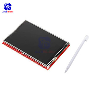 diymore 3.5 inch TFT Touch Panel LCD Display Module 480x320 ILI9486 Driver LCD Module with Stylus for Arduino UNO Mega2560