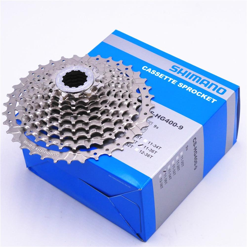 Shimano Acera 12-36T cassette mtb vélo 9 vitesses
