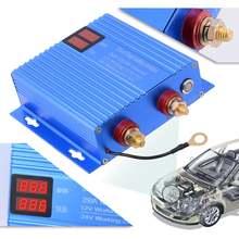 Автомобильный изолятор foshio с двумя аккумуляторами 250 А 12