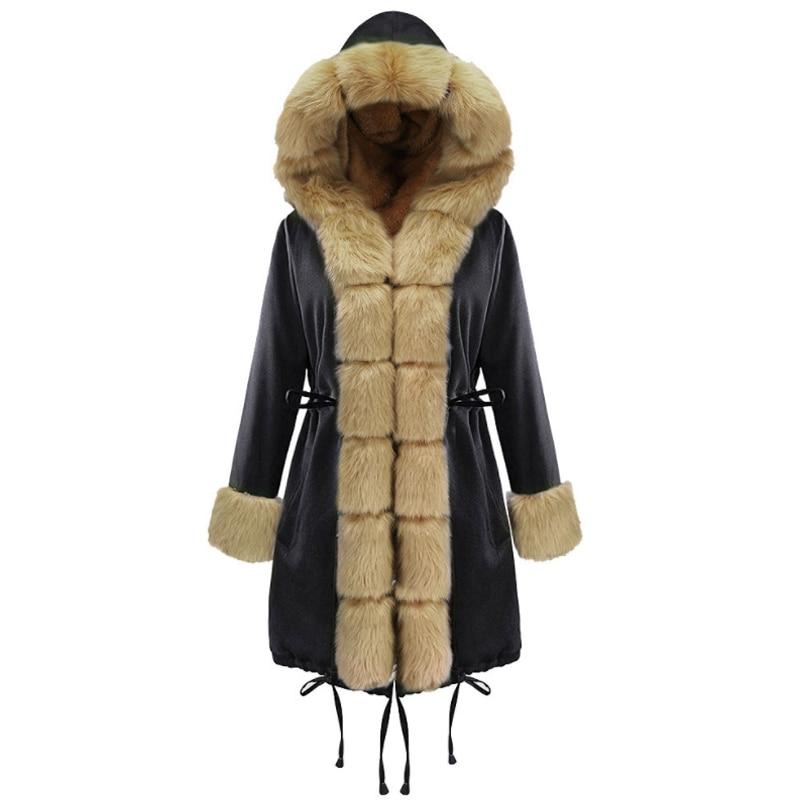 overcoat womens 2019 Parkas 3