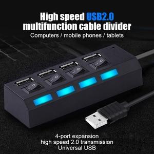 USB Divider Splitter Multi USB