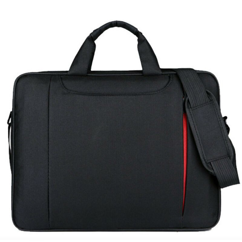 15.6 Inch Ultra-thin <font><b>Notebook</b></font> Storage Shoulder Bag Business <font><b>Travel</b></font> Carrying <font><b>Case</b></font> Handbag for Laptop PC Computer Accessories image