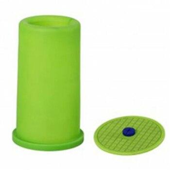 3D Sublimation Silikon Form Gerade Rohr Becher Klemme, Wärme Transfer Becher Leuchte