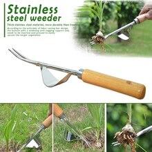 Remove-Shovel Gardening-Trimming-Tools Hand-Weeder Digging Hogard Puller Forked-Head