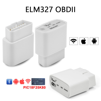 цена на ELM327 OBD2 Car Diagnostic Tool ELM327 Vgate iCar Bluetooth/Wifi OBDII Scanner Professional for Android/IOS/PC Auto Scanner
