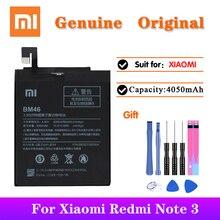Original BM46 Battery For Xiaomi Redmi Note 3 Phone High Quality Replacement Batteries 4050mAh original bm46 battery for xiaomi redmi note 3 phone high quality replacement batteries 4050mah