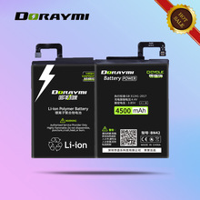 DORAYMI Battery BN42 for Xiaomi Redmi 4 Redmi4 Cell Phone Batteries Bateria Lithium Polymer Replacement replacement lg laptop batteries for p310 p300 lb6211be eac40530401 apb8c 11 1v 6 cell