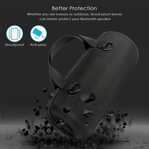 Image 2 - Nieuwste Eva Harde Reistas Case Voor Jbl Xtreme 2 Speaker Carry Storage Cover Pouch Voor Jbl Xtreme2 Bluetooth Speaker case Tassen