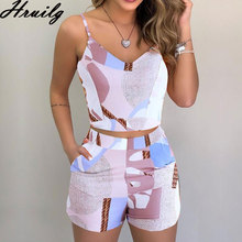 2 Piece Set Women Fashion Streetwear Outfits Casual Two Piec