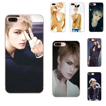 For Xiaomi Redmi Note 2 3 3S 4 4A 4X 5 5A 6 6A Pro Plus Special Offer Vertical Phone Case Jyj Yuchun Jaejoong Junsu image