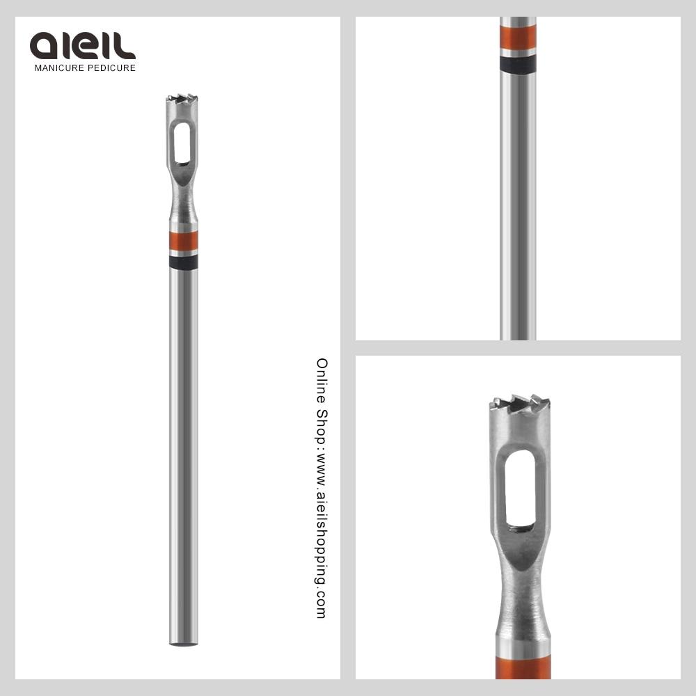 Diamond Pedicure Drill Bits Electric Manicure Drill Accessory For Remove Foot Calluses