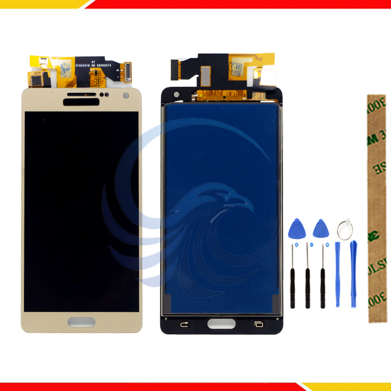 TFT <font><b>LCD</b></font> For <font><b>SAMSUNG</b></font> Galaxy <font><b>A5</b></font> 2015 A500 A500F A500FU A500H A500M <font><b>LCD</b></font> Display with Touch Screen Assembly image