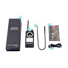 Анти шпионский RF детектор скрытая камера искатель ошибка gps беспроводной сигнал тревоги сканер