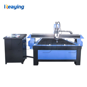 Image 4 - CNC 1300*2500mm plasma metal cutter machine stainless steel aluminum sheet cutting machine