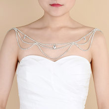Trixy g01 потрясающее серебряное свадебное болеро с бриллиантами
