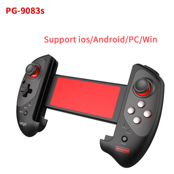 Bluetooth Gamepad Wireless BT4.0 Gamer Controller IPEGA PG-9083S Red Bat Joystick for Samsung iOS/Android Mobile Phones Tablet