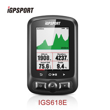 Bluetooth-4.0 Bicycle-Accessories Computer Bike Speedometer Igpsport IGS618 Ant  Waterproof