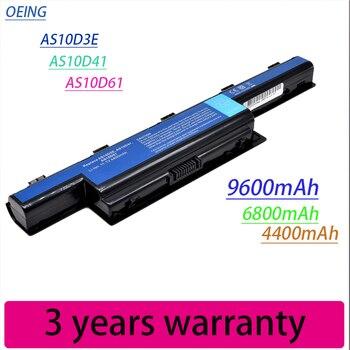 Batería de ordenador portátil para Acer Aspire V3 5741, 5742, 5750, 5551G,...