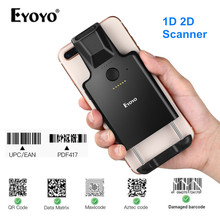 Barcode Scanner Computer Data-Matrix Android-Ios-System Usb-Bluetooth1d Eyoyo 2D Mini