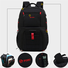 Male Multifunctional Backpack Casual Waterproof USB Charge Port Schoolbag Hiking Travel Backpack Computer Bag