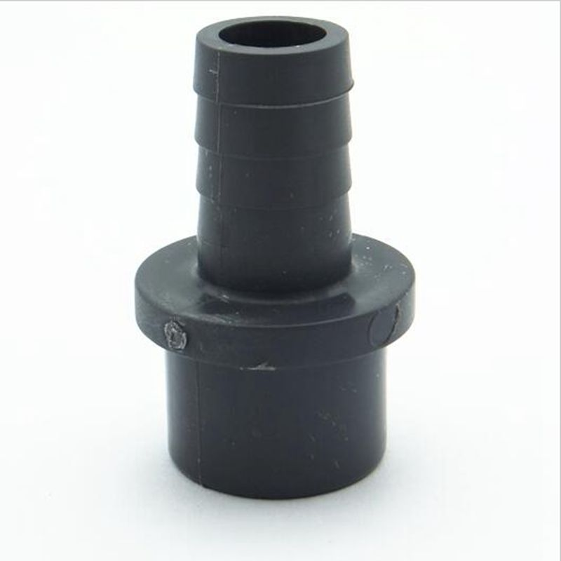 32mm OD Socket To 16mm OD Pagoda Barbed UPVC Hose Connector Water Pipe Fitting Tube Joint For Garden