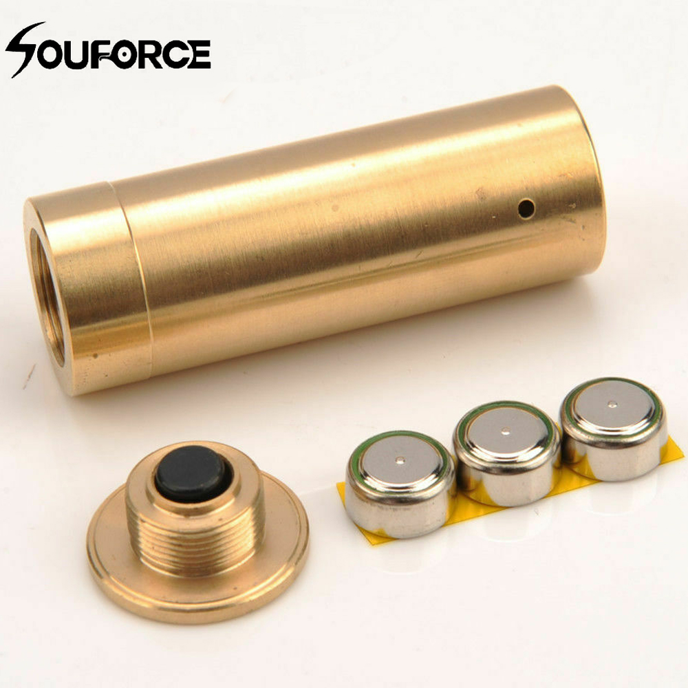 NEW Arrivals 12GA Brass Bore Sighter Cartridge 12 Gauge Red Laser Boresighter For Shotguns Rifle