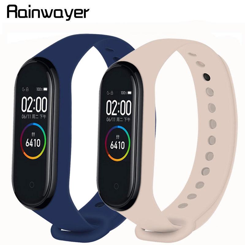 Colorful M4 Smart Wristband Smartband Waterproof Blood Pressure Heart Rate Monitor Fitness Tracker Smart Bracelet M4 Band Watch