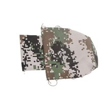 Camouflage Printed Canvas RC Truck Car Hood Cover for WPL B-24 1/16 Militar Rock Crawler Model Part