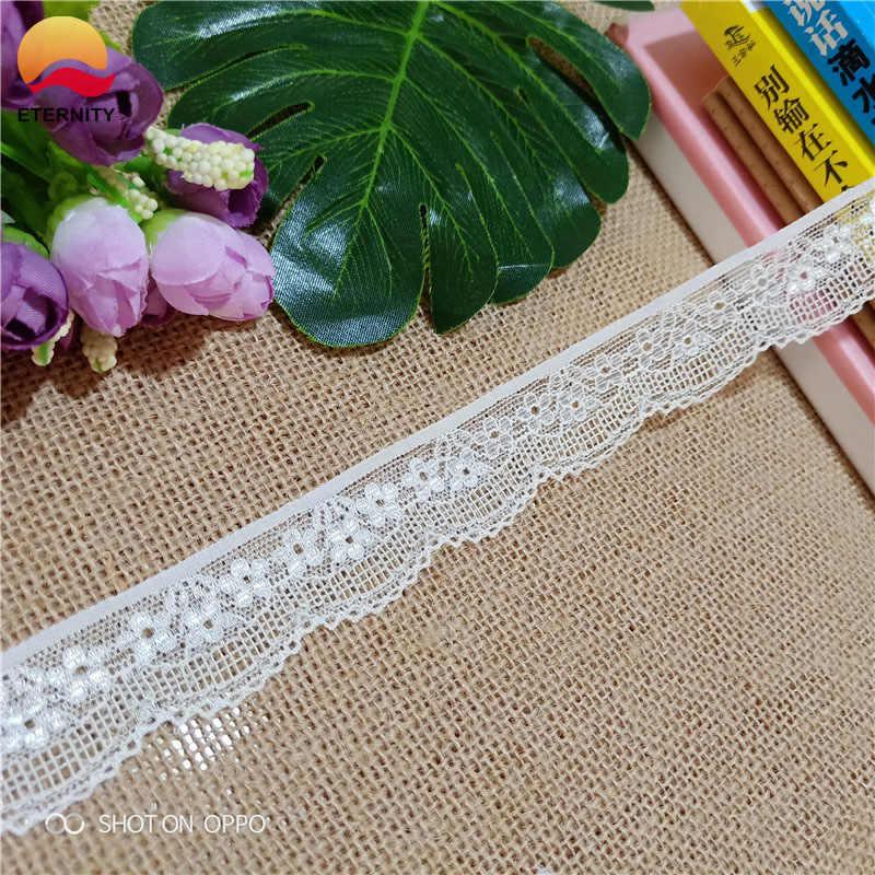 * 3.2 centimetri S1239 elastico di alta qualità del merletto e del merletto passamanerie sono utilizzati per cucire tessuti di pizzo Africano per la biancheria intima e abbigliamento decora