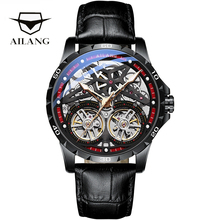 AILANG Original Men's Watch Double tourbillon watch