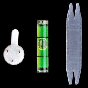 Image 5 - 1 セットdiyのフォトフックシームレス針リビングルーム壁に見えない隠す壁掛けシングルフックキーキッチン浴室フックアップ
