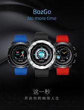Multi-function Watch Heart Rate Monitoring Sports Bluetooth Camera Smart Reminder Fashion Color Screen Fitness Watches
