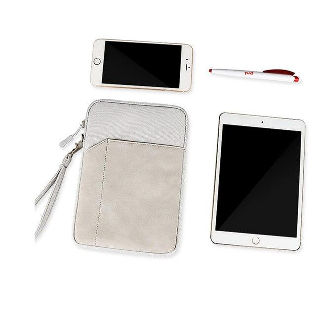 Funda para PocketBook 740 de 7,8 pulgadas E-Book 740 (Inkpad 3) para Alcatel ONETOUCH Pixi 4 3 7 pulgadas, funda para tableta