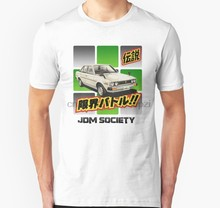 Hommes T-Shirt Toyota KE70 Corolla DX berline unisexe T-Shirt femmes T-Shirt t-shirts haut