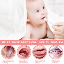 Toothbrush Tongue-Cleaner Baby-Care-Supplies Teeth Newborn-Baby Infant Cotton Clean-Tools
