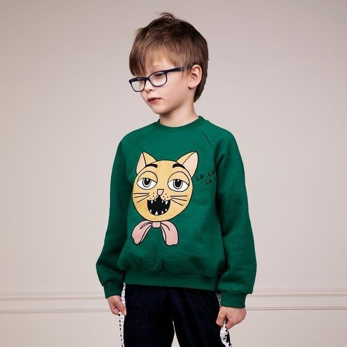 Mini R Kids Sweatshirt Long Sleeve T-Shirts Boys Girls Casual Cartoon Top New Autumn Winter Toddler Cotton Tee Children Clothes 3