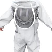 Vêtements apicoles complets, combinaison professionnelle de Protection des abeilles, tenue avec chapeau de sécurité pour apiculteur