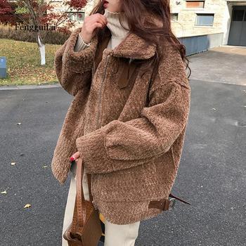 Winter Warm Coat Clothes Bomber Autumn Jacket Coats And Jackets Women Harajuku Vadim Befree Plus Size Veste Femme Tunic джинсы befree befree be031ewbxin0