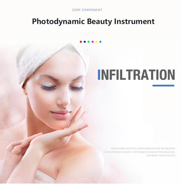 Lampe 7 couleurs PDT LED Photon pour thérapie de visage Esthétique professionnelle Bella Risse https://bellarissecoiffure.ch/produit/lampe-7-couleurs-pdt-led-photon-pour-therapie-de-visage/