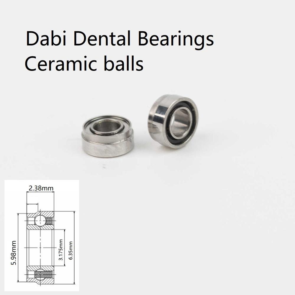Dabi Ceramic Dental bearings SR144TLKZN