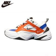 M2K Tekno – baskets de sport pour hommes, chaussures de course, Triple Zoom, respirantes, noires, blanches, dynamiques, jaunes, originales